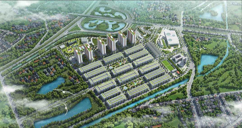 Khu đô thị Him Lam Green Park - Him Lam Đại Phúc Bắc Ninh