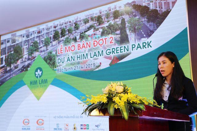 Him Lam Green Park tiếp tục hút khách tại sự kiện mở bán đợt 2 - 2
