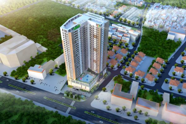Tổng quan về chung cư Dabaco Huyền Quang.